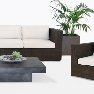 Antonio Java Wicker Outdoor Furniture