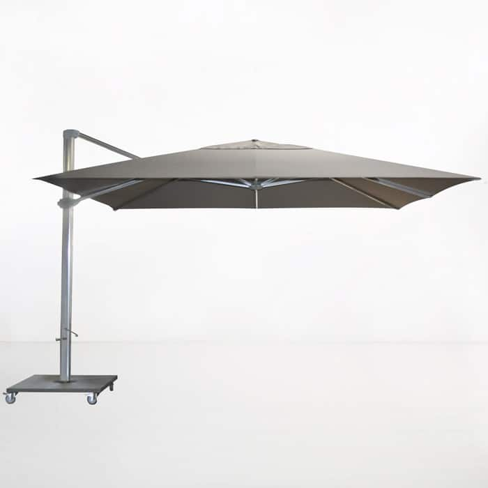 Kingston 4 Metre Cantilever Umbrella (Taupe)-0