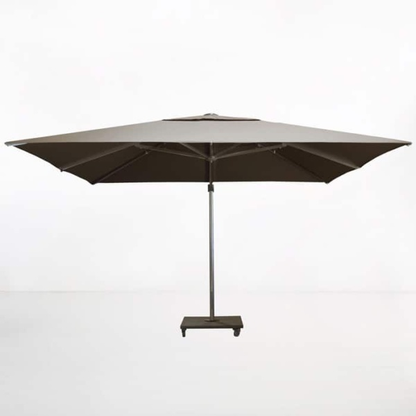Kingston 4 Metre Cantilever Umbrella (Taupe)-2162