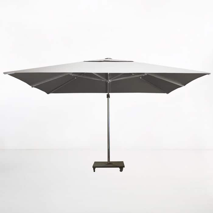 Kingston 4 Meter Cantilever Umbrella (White)-2170