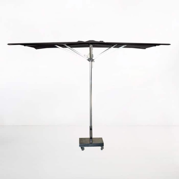 modern black market patio umbrella