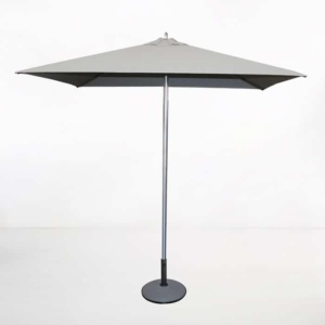 Square Patio Umbrella grey