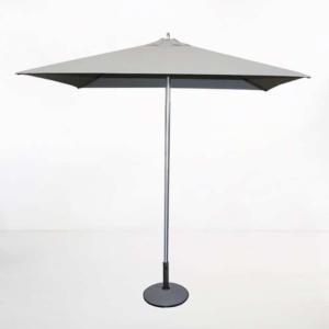 Square Patio Umbrella grey