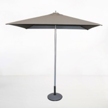 Square Patio Umbrella (Taupe)-0