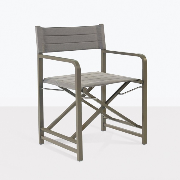 el fresco dining chair grey angle