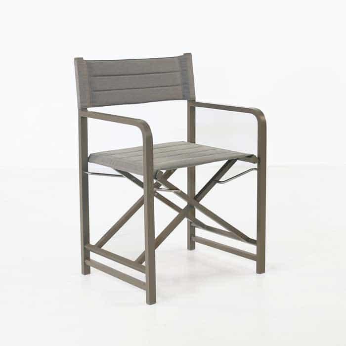 El Fresco Directors Outdoor Dining Chair Design Warehouse NZ