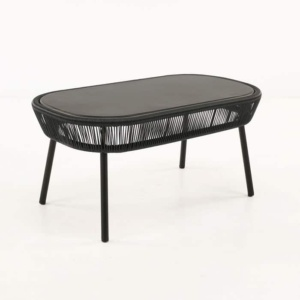 Luxe Black coffee table