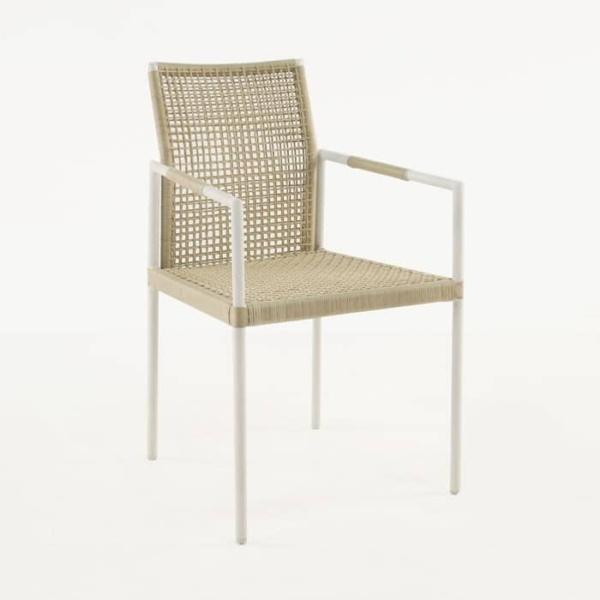 Village modern lightweight dining chair