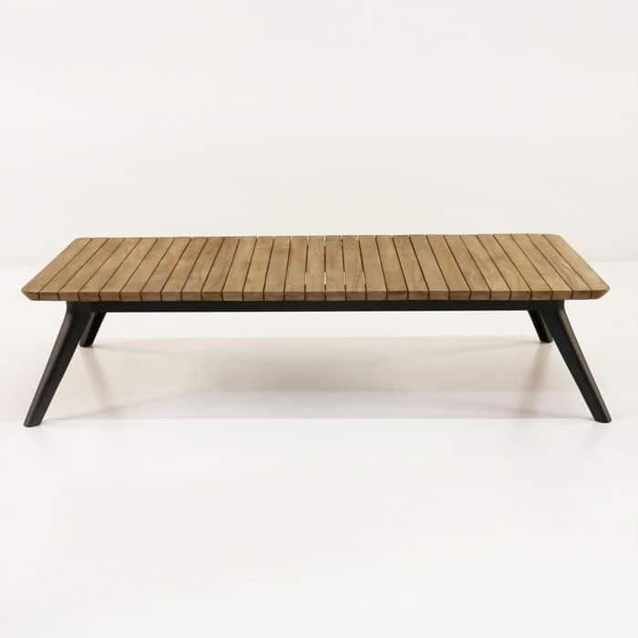 Platform Outdoor Reclaimed Teak Coffee Table Design Warehouse Nz