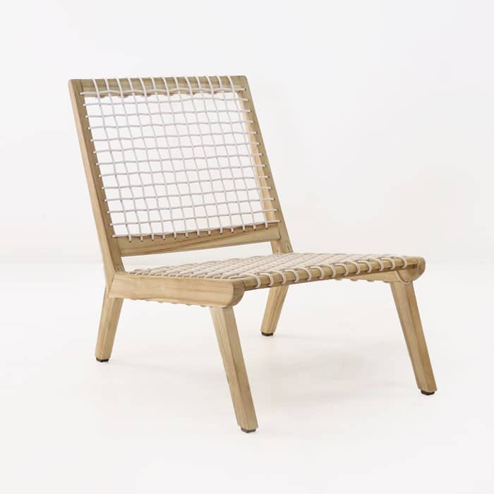 Grace outdoor relaxing chair