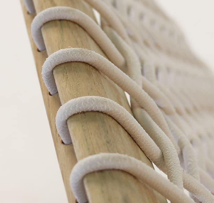 Grace plastic strands close up