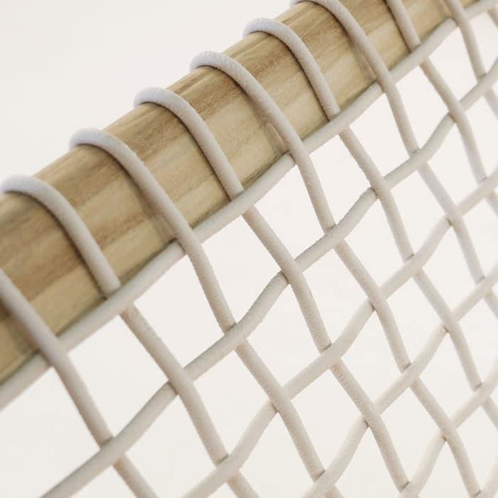 Grace high-density polyethylene close up