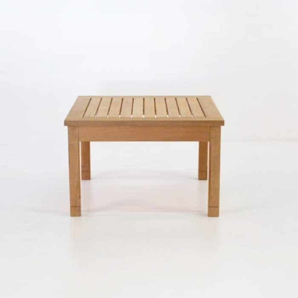 St. Tropez teak side table from st tropez collection