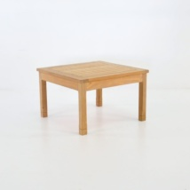 st tropez teak side table