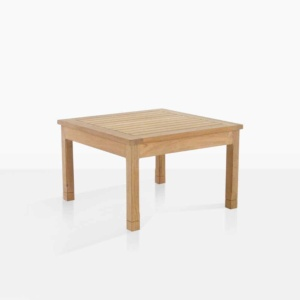 st tropez small coffee table outdoor teak