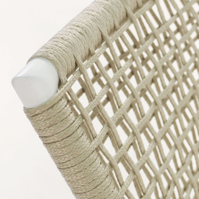 Moderno weave close up view
