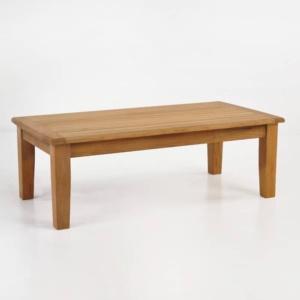 westminster teak coffee table