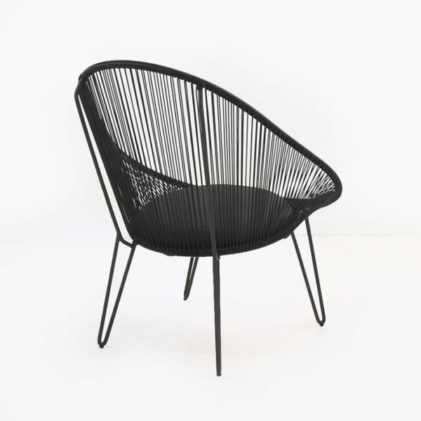 angle view - abbey chair
