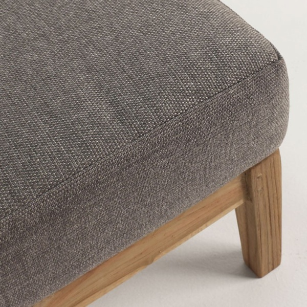 Copenhague Reclaimed teak center chair cushion