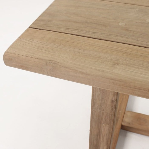 Joseph reclaimed teak table top