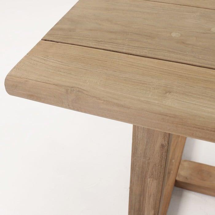 Joseph reclaimed teak table top