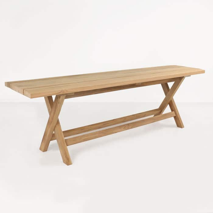 Artisan a-grade teak console table