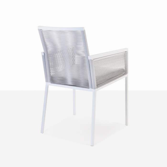 Republic Woven Stacking Dining Chair Wicker Chairs