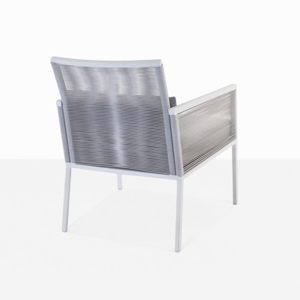 Republic outdoor woven relaxing chair modern outdoor lounge chair