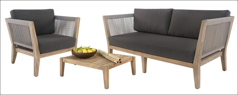teak outdoor furniture collection