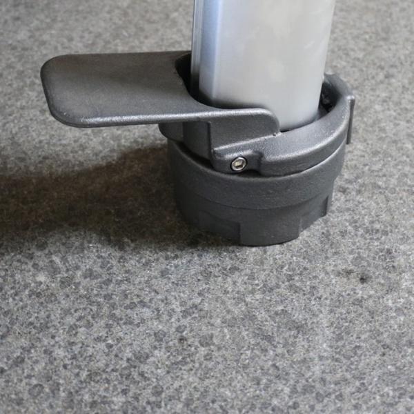 Antigua granite umbrella base foot pedal