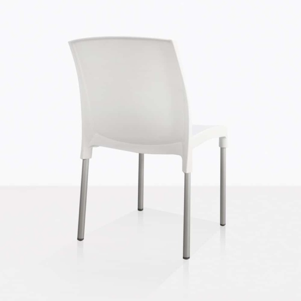 Liz chair - white back