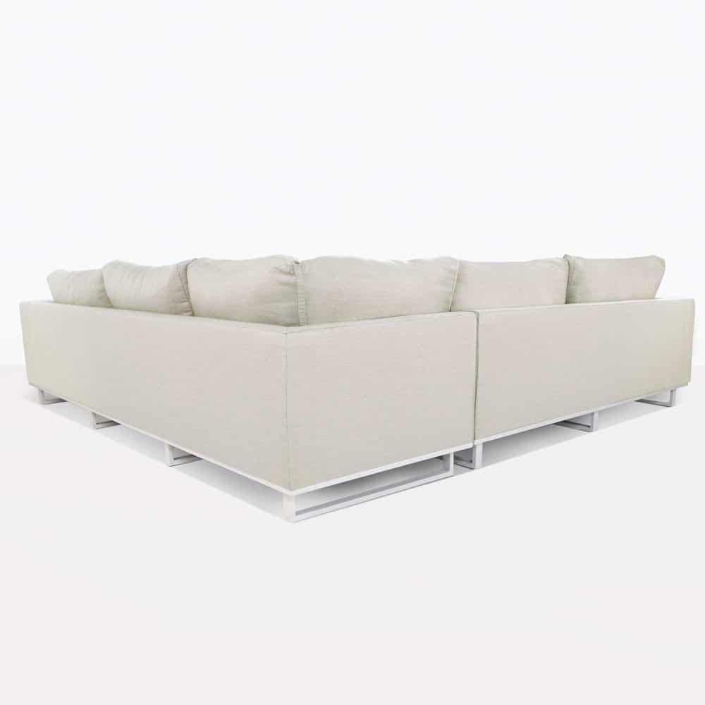 Apartmento Sectional Sofa Back
