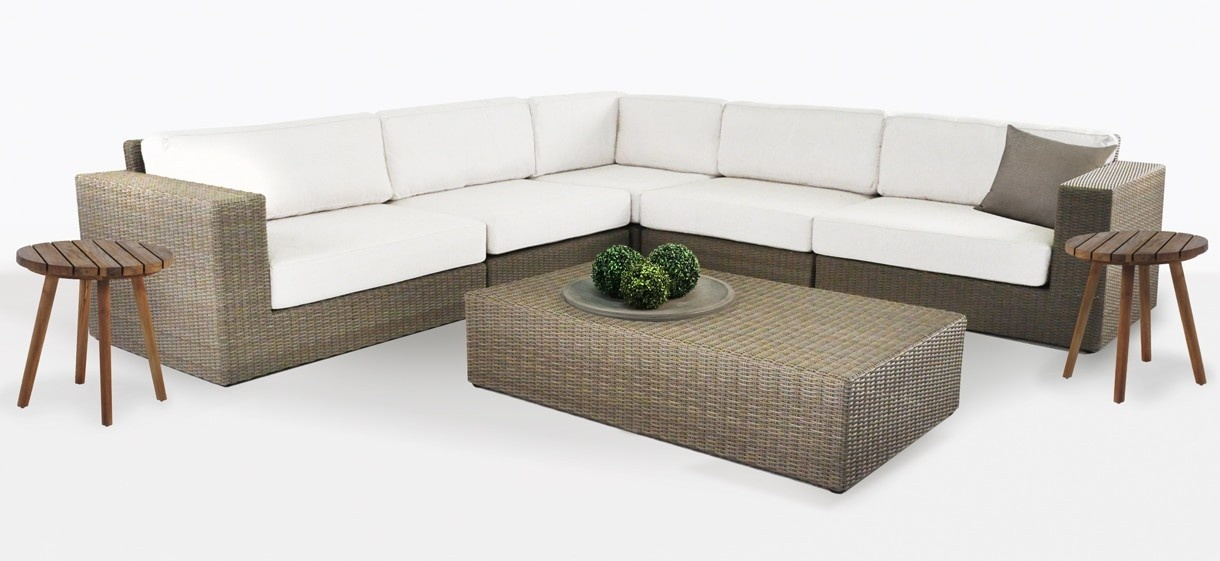 Austin outdoor wicker furniture collection kubu all for Outdoor furniture austin