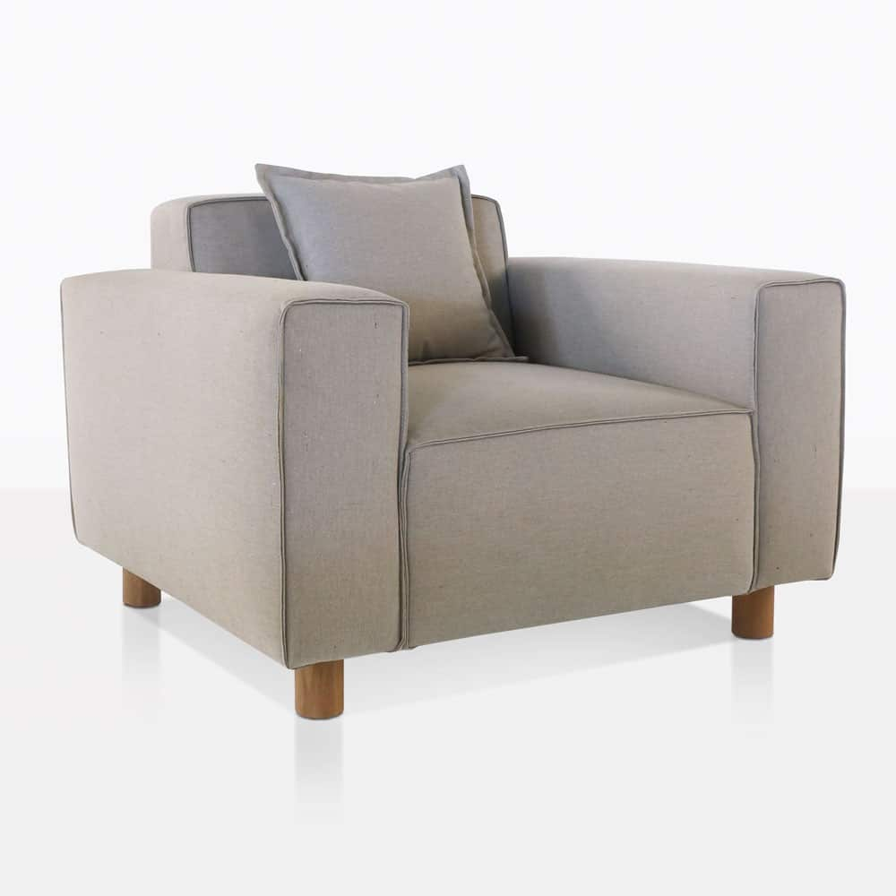 james outdoor club chair
