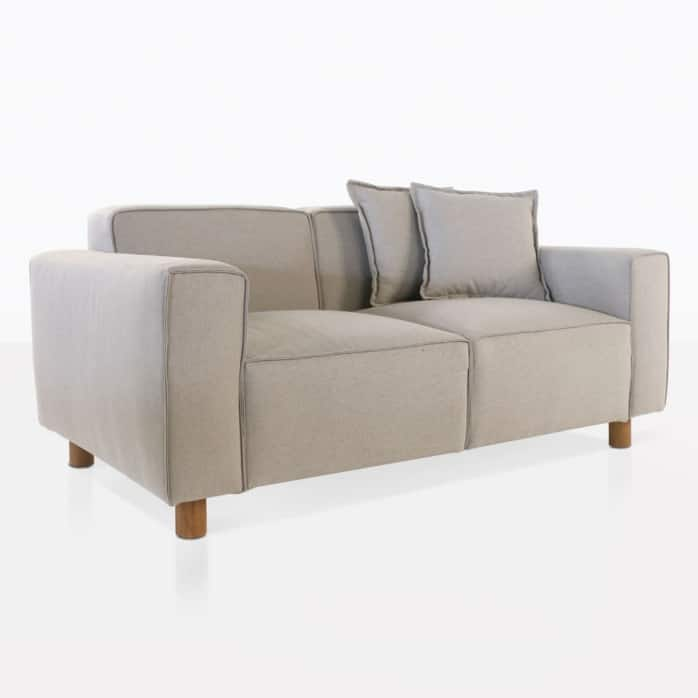 james outdoor loveseat