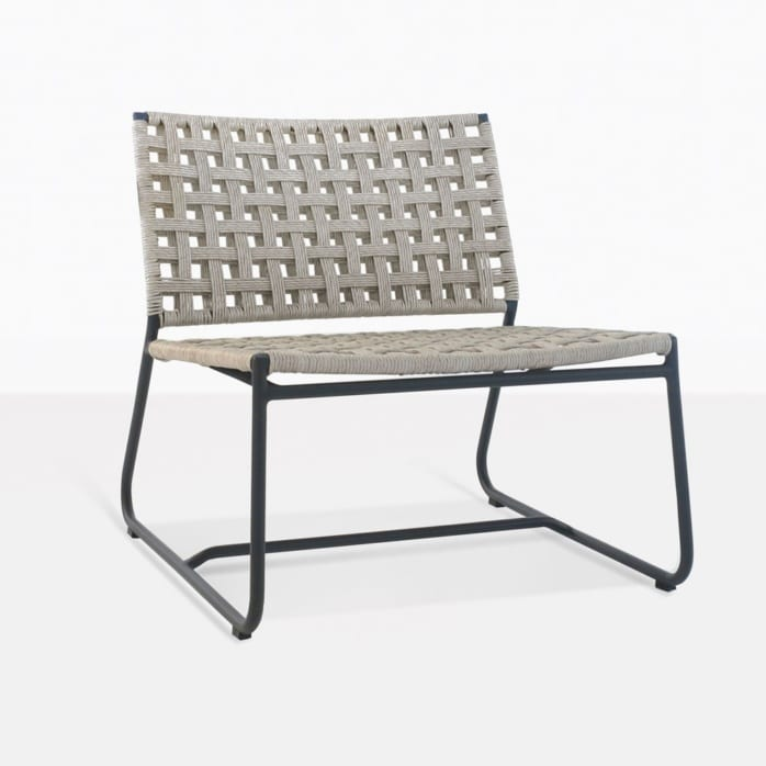 Mayo Woven Low Relaxing Chair