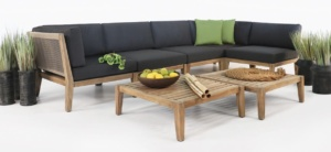 Ventura Reclaimed Teak Sectional Sofa