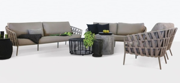 Wellington Woven Outdoor Seating Collection
