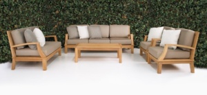 Westminster Teak Outdoor Seating Collection