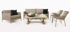 Zambezi Outdoor Wicker Chairs and Sofa