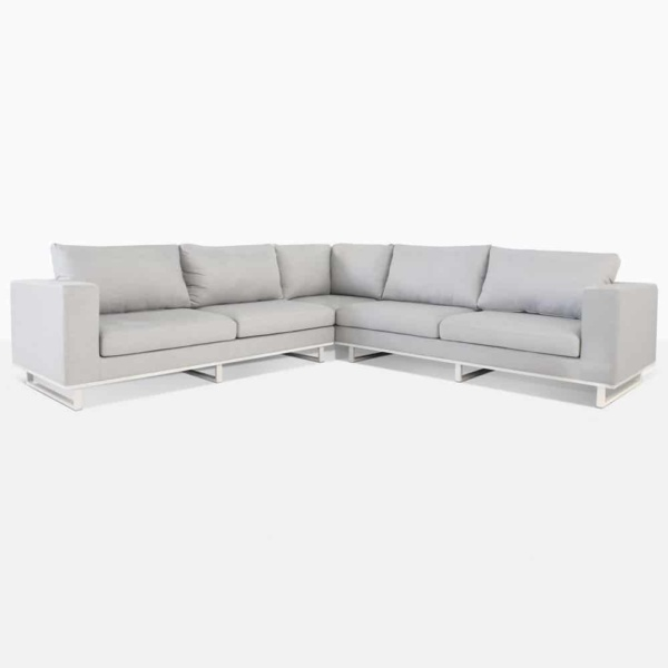 Apartmento Sectional Sofa in Grey
