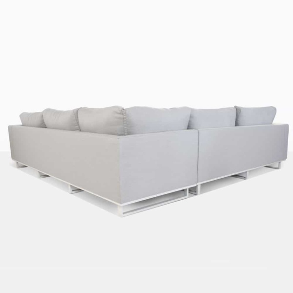 Apartmento Outdoor Sectional Sofa in Grey