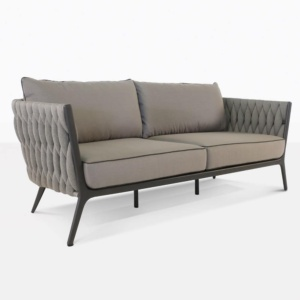 Bianca Outdoor Sofa With Sunbrella Cushions