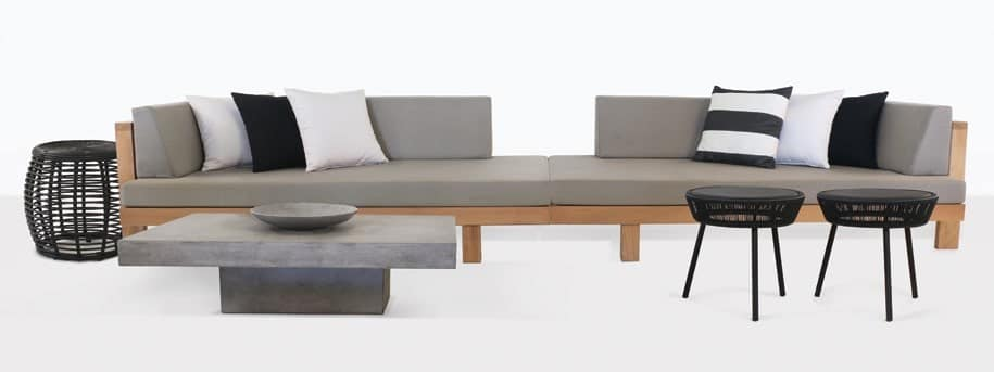 Cabo Teak Collection