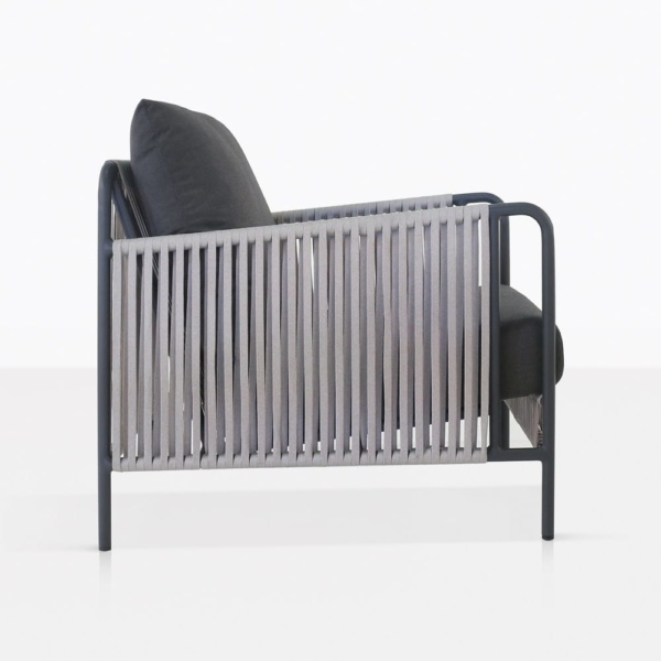 side view fontana relaxing chair