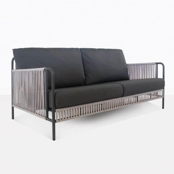 front angle fontana sofa