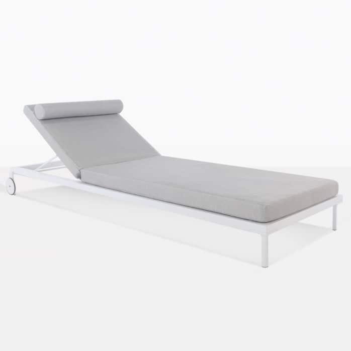 Gallery Photo - sun lounger kobii in grey