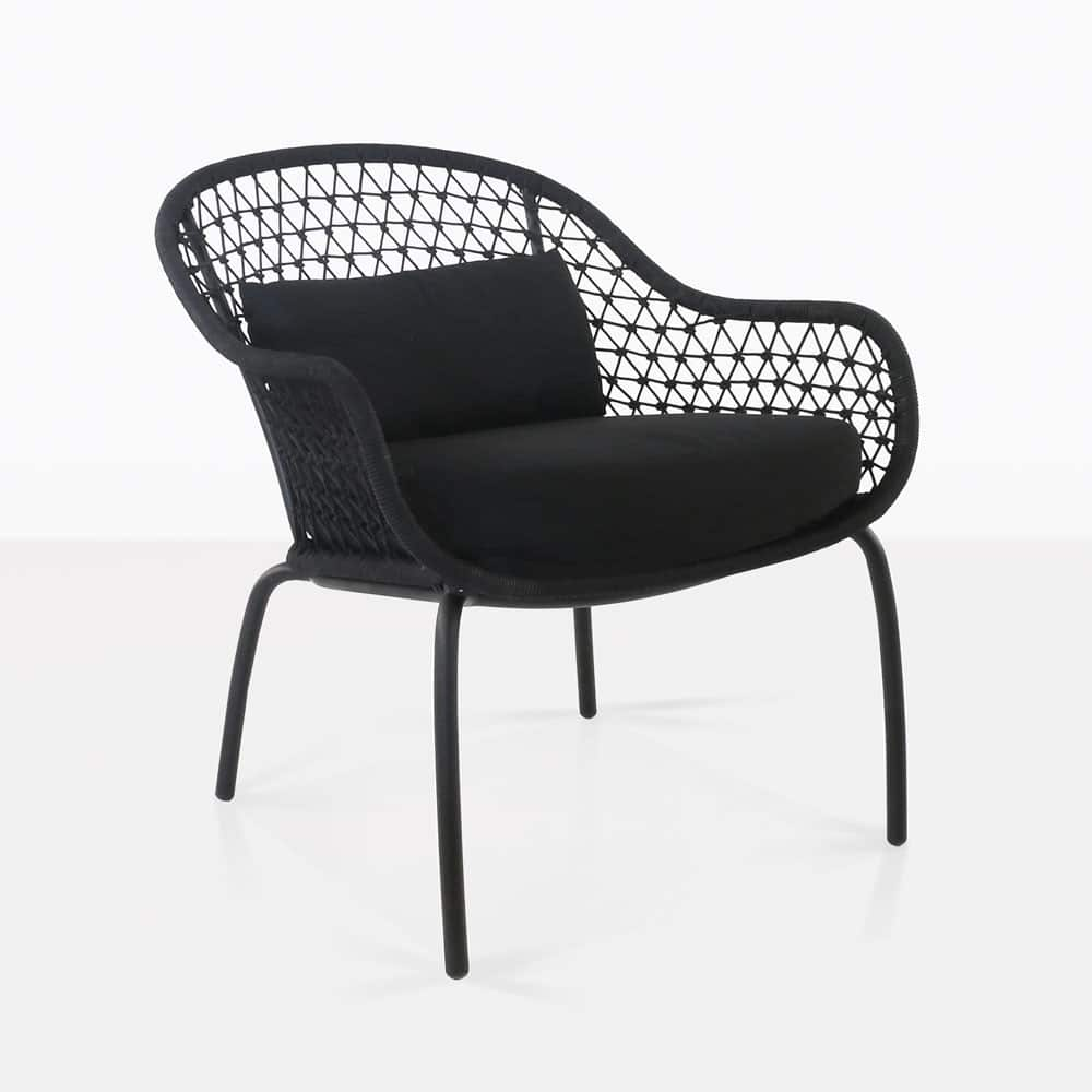 Libby Rope Outdoor Relaxing Chair Lounge Seating