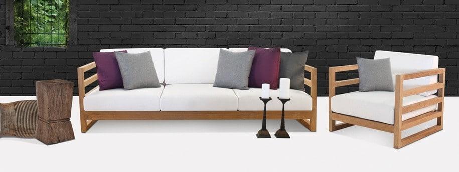 Manhattan Teak Outdoor Furniture Set