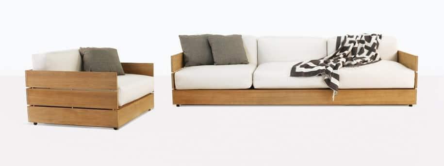 Soho Teak Lounge Furniture
